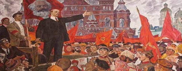 列宁诞辰 | 列宁在革命中心城市彼得堡