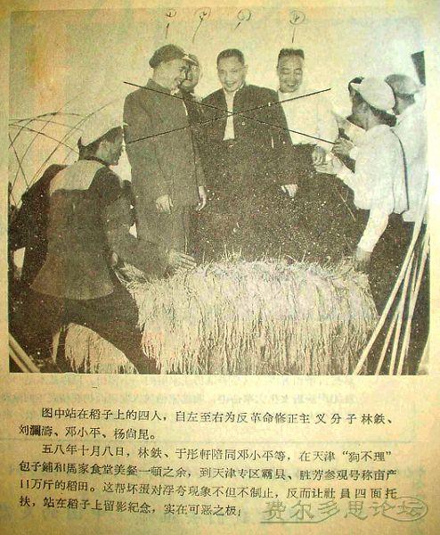 """张春桥:刘少奇那种""""共产""""风决不允许再刮-激流网"""