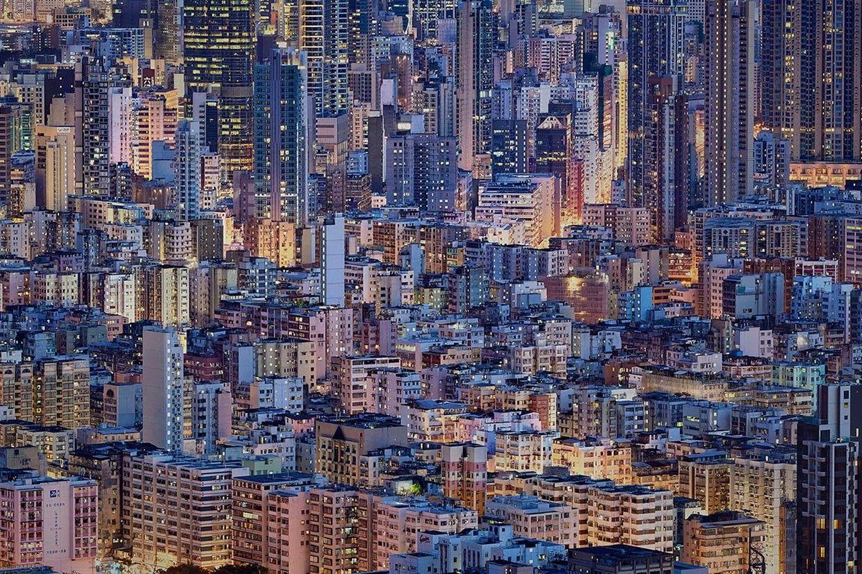 香港_活在劏房,棺材房,笼屋里的香港人