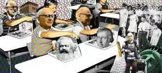 西方的马克思主义研究中的几种错误倾向-激流网