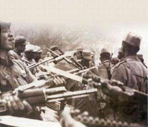 1962年中印战争_1962年中印冲突