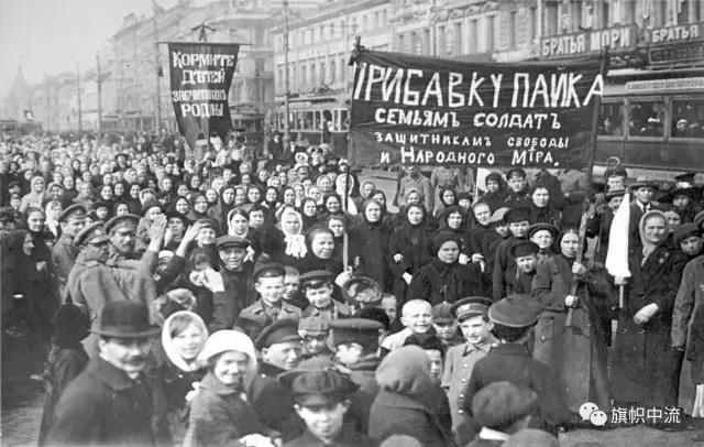 十月革命——列宁是怎样对待小资产阶级的-激流网