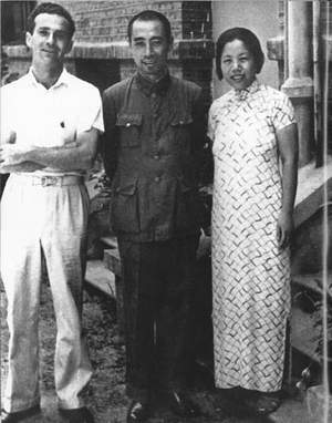 周恩来谈第一次国共合作与蒋介石-激流网