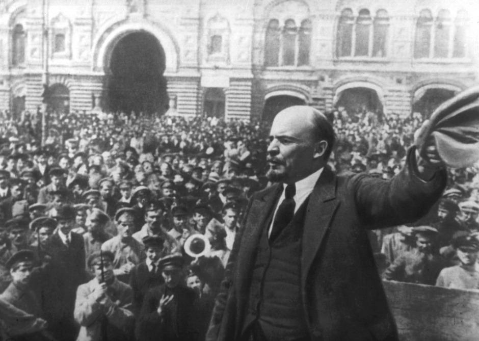 俄国革命中的德国经费问题-激流网