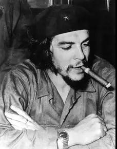 切·格瓦拉:叼着雪茄听摇滚-激流网