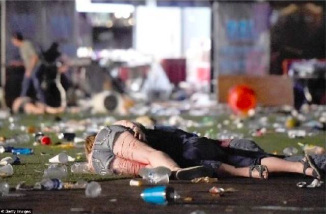 拉斯维加斯的枪声,惊醒了谁的美梦?-激流网