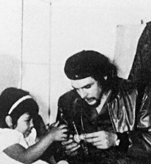 切·格瓦拉给女儿的信:你应当作好准备,做一个优秀的革命者-激流网