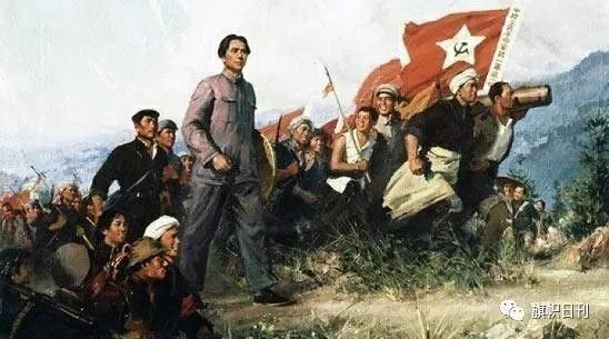 """毛主席指出:""""我们始终强调要按照十月革命的道路办事""""-激流网"""