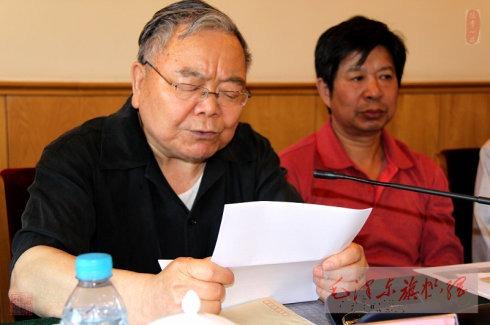 肖衍庆:知识分子要与工农群众相结合-激流网