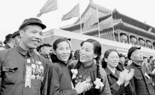 中共第九届中央委员里的平民委员们-激流网