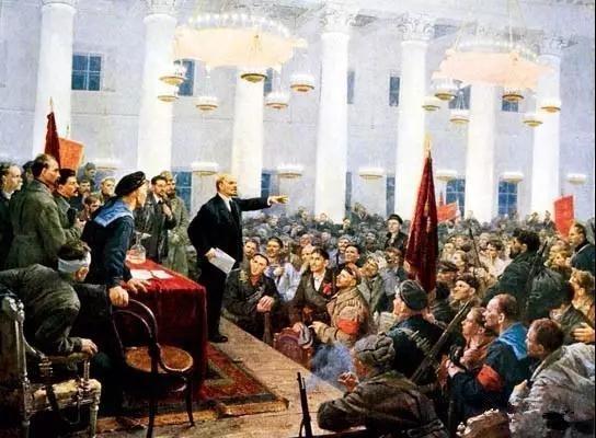 从斯大林《十月革命和俄国共产党人的策略》中的一段话谈起-激流网