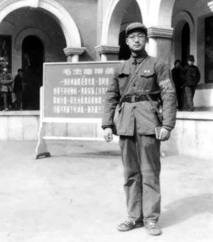 1962年陈再道之子通敌后,毛泽东要求把高干子弟家长写清楚-激流网
