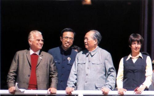 1970年12月18日毛泽东谈与刘少奇之间的矛盾-激流网