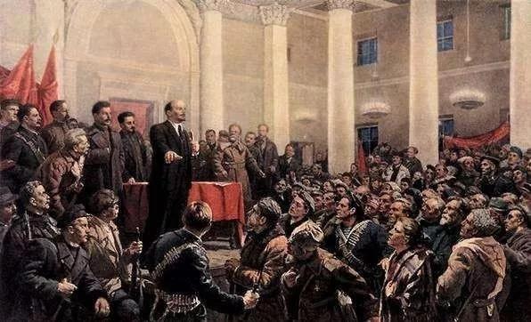十月革命: 一种文化视角的回溯与思考-激流网