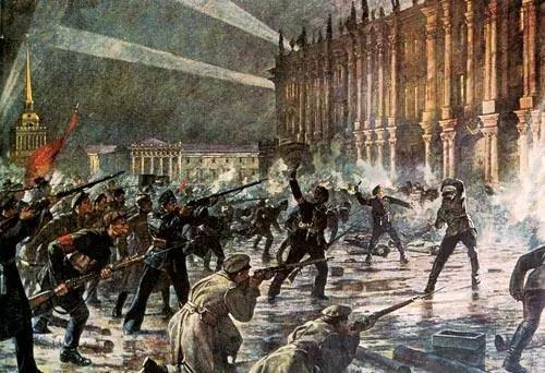 十月革命百年后的回响-激流网