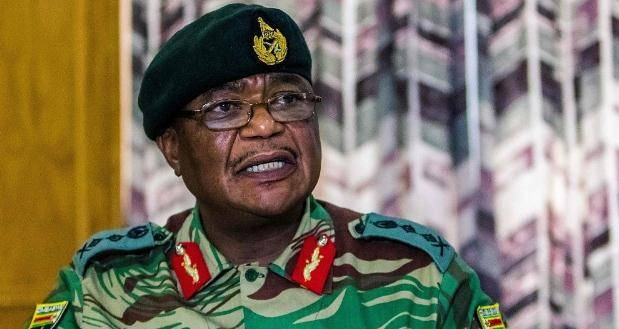 突发:津巴布韦疑似政变,信仰毛泽东思想的穆加贝总统被军方扣留-激流网