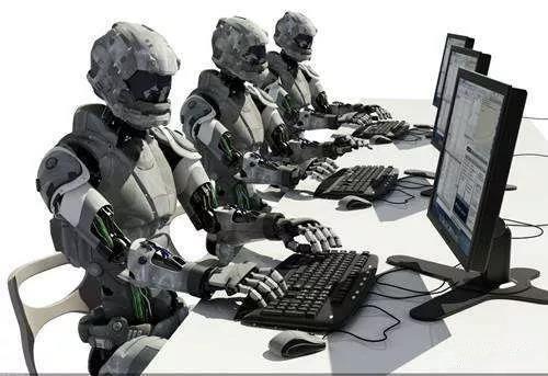 被机器人代替的白领,别喝鸡汤了,多向英国工人阶级前辈们学习学习-激流网