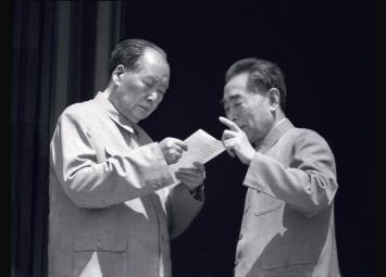 周恩来:学习毛泽东-激流网