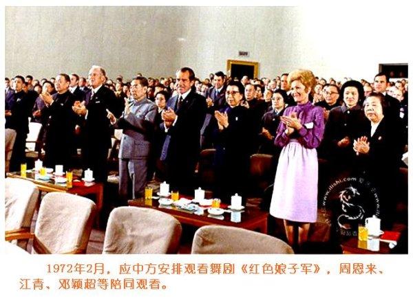 """""""洪常青""""忆周总理和江青指导创作《红色娘子军》-激流网"""