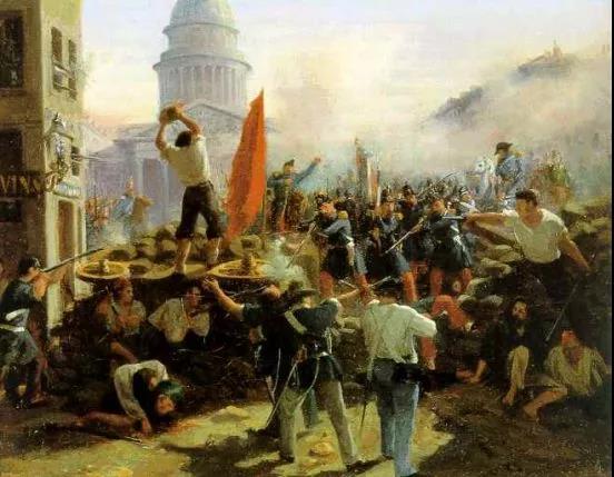 郑寰 | 马克思论秩序党人的失败 ——再读《路易·波拿巴雾月十八日》-激流网
