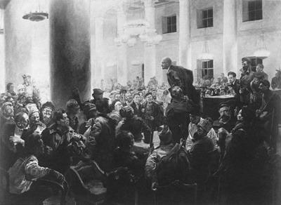 十月的预言与危机 — 为纪念1917年俄国革命100周年而作-激流网