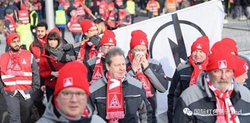 德国五金工会为390万工人赢得加薪和28小时工作周-激流网