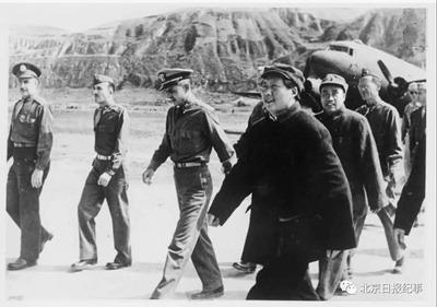 1944年,初到延安的美军观察组为何惊呆了?-激流网