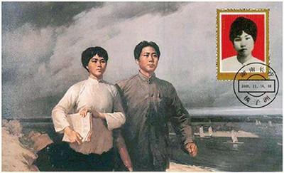 毛泽东在豆腐池胡同的爱情时光-激流网