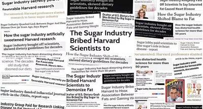 """贿赂科学家让脂肪做""""替罪羊"""",制糖业这50年来都作了什么恶?-激流网"""