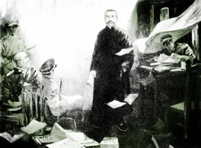 纪念李大钊诞辰130周年——一个马克思主义者的死亡-激流网