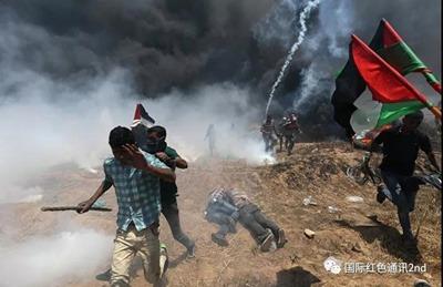 以色列共产党:屠杀绝不能阻挡巴勒斯坦人民的斗争-激流网