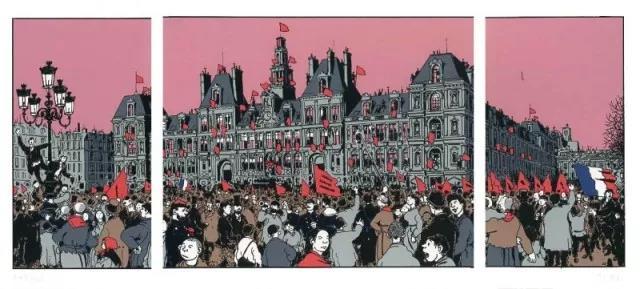 巴黎人民为什么选择了公社?-激流网