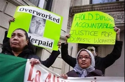 谁是雇主?向谁争取权利?印度家政工人的抗争-激流网