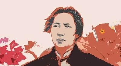 JUMP少年毛泽东:毛泽东与鸣人和路飞的区别是?-激流网
