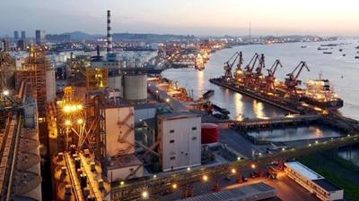以色列对中国人友好_中粮投资的桑托斯港项目 来源:MerchantCantos