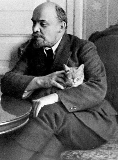 列宁与德国十一月革命-激流网