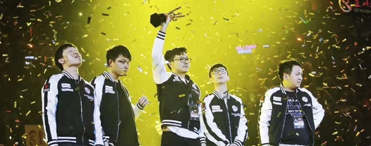 iG夺冠:中国电竞的魔幻现实主义童话