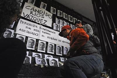 今年被谋杀的88位记者,他们应该留下名字-激流网