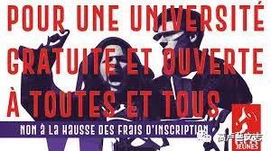 11月23日巴黎高师反涨学费会议纪要-激流网