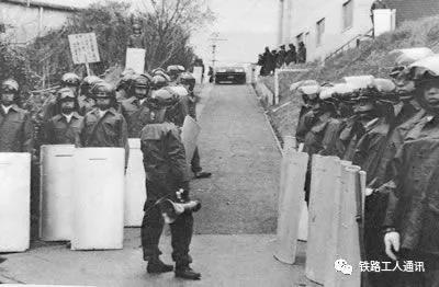 日本铁路工人斗争史及现状简介-激流网