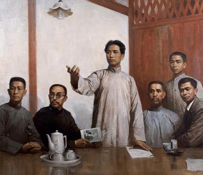 毛泽东回忆五四运动前后的思想和活动-激流网
