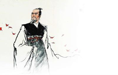 以死来战斗 毛泽东晚年 七绝 屈原 的背后是什么 激流网