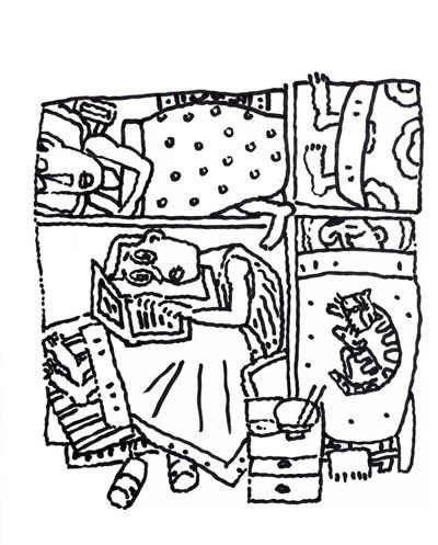 纤夫诗画|为了安稳的家,他们选择流浪-激流网