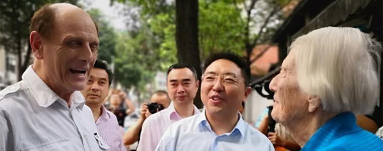 """""""友谊勋章""""获得者伊莎白:毛泽东是""""社会学界的牛顿"""""""