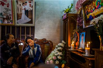 紐約時報:英國卡車尸體案背后,貧困越南偷渡者的悲歌-激流網