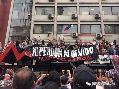 智利受夠了剝削:史上最大抗議挑戰社會秩序