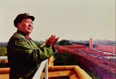 戚本禹在毛泽东120岁诞辰前夕畅谈毛泽东-激流网