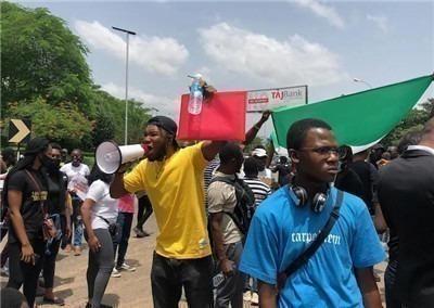 尼日利亚反警暴抗议:枪击、疫情、社会危机与青年力量联结-激流网