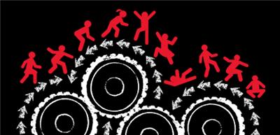 当工作与生命被疫情、算法和流水线改变-激流网