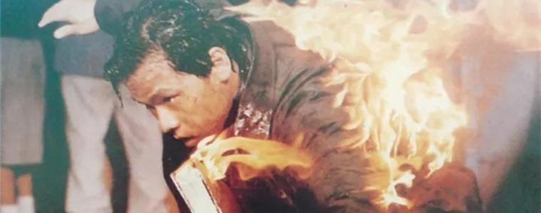 50年前,一名叫做全泰壹的韩国工人燃烧了自己